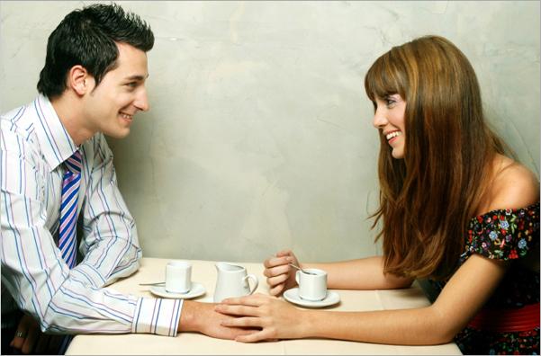 Flirten zweiter schritt
